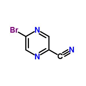 221295-04-1 5-bromopyrazine-2-carbonitrile