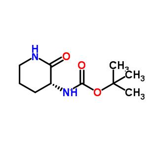 221874-51-7 tert-butyl N-[(3R)-2-oxo-3-piperidyl]carbamate
