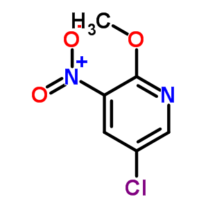 22353-52-2 5-chloro-2-methoxy-3-nitro-pyridine