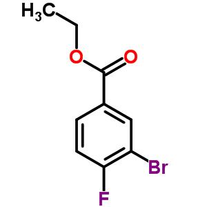 3-溴-4-氟苯甲酸乙酯 23233-33-2