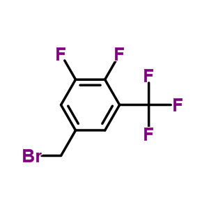 239079-92-6 5-(bromomethyl)-1,2-difluoro-3-(trifluoromethyl)benzene