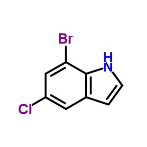 292636-08-9 7-Bromo-5-chloro-1H-indole