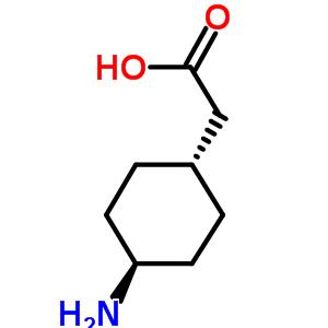 2952-00-3 (trans-4-aminocyclohexyl)acetic acid