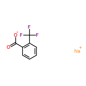 2966-44-1 sodium 2-(trifluoromethyl)benzoate