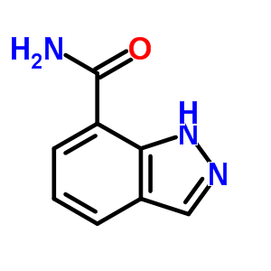 312746-74-0 1H-Indazole-7-carboxamide