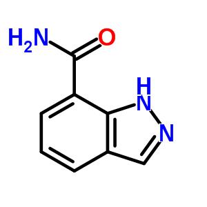 312746-74-0 1H-Indazole-7-carboxamide