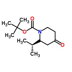 313950-41-3 tert-butyl 2-isopropyl-4-oxo-piperidine-1-carboxylate