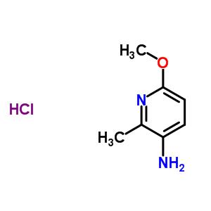 320577-63-7 6-methoxy-2-methyl-pyridin-3-amine hydrochloride