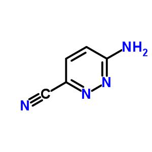 6-氨基-3-哒嗪甲腈 340759-46-8