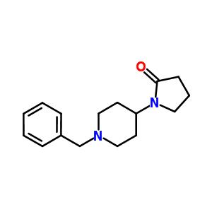 340962-88-1 1-(1-benzyl-4-piperidyl)pyrrolidin-2-one