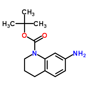 351324-70-4 tert-Butyl 7-amino-3,4-dihydroquinoline-1(2H)-carboxylate