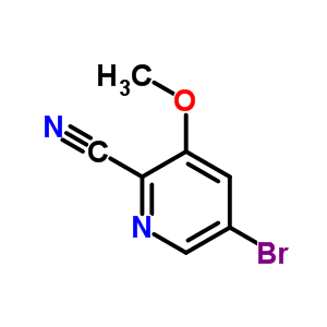 36057-46-2 5-bromo-3-methoxy-pyridine-2-carbonitrile