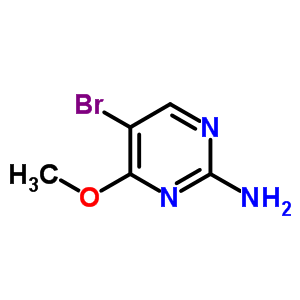 2-氨基-5-溴-4-甲氧基嘧啶 36082-45-8