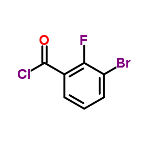 374554-41-3 3-bromo-2-fluoro-benzoyl chloride