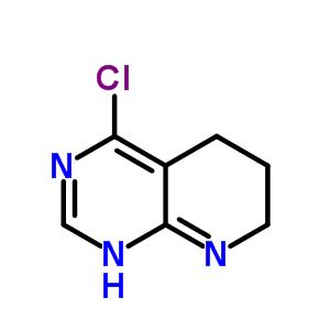 3771-95-7 4-Chloro-1,5,6,7-tetrahydropyrido[2,3-d]pyrimidine
