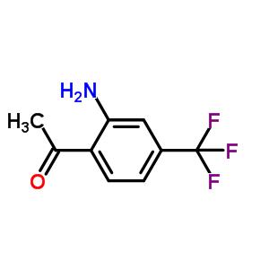 37885-07-7 1-[2-Amino-4-(trifluoromethyl)phenyl]ethanone