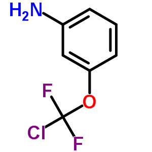 39065-91-3 3-[chloro(difluoro)methoxy]aniline