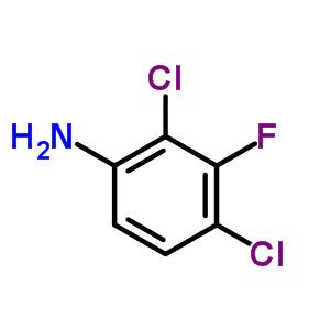 2,4-二氯-3-氟苯胺 443-93-6