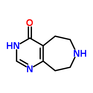 46001-09-6 3,5,6,7,8,9-hexahydropyrimido[4,5-d]azepin-4-one