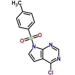 479633-63-1 4-Chloro-7-[(4-methylphenyl)sulfonyl]-7H-pyrrolo[2,3-d]pyrimidine