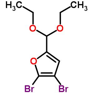 4828-13-1 2,3-dibromo-5-(diethoxymethyl)furan