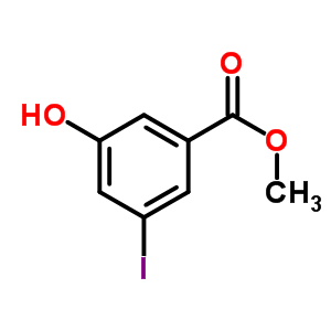 50765-22-5 methyl 3-hydroxy-5-iodo-benzoate