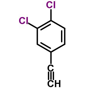 556112-20-0 1,2-dichloro-4-ethynyl-benzene