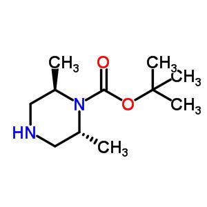 (2R,6R)-2,6-二甲基-1-哌嗪羧酸叔丁酯 574007-62-8