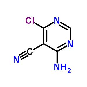 60025-09-4 4-Amino-6-chloropyrimidine-5-carbonitrile