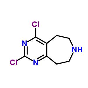 781612-89-3;635698-50-9 2,4-dichloro-6,7,8,9-tetrahydro-5H-pyrimido[4,5-d]azepine