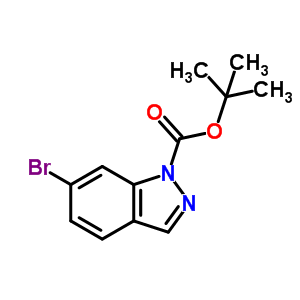 552331-49-4;651780-02-8 tert-butyl 5-bromo-1H-indazole-1-carboxylate