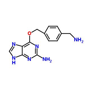 674799-96-3 6-[[4-(aminomethyl)phenyl]methoxy]-9H-purin-2-amine