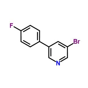 675590-04-2 3-bromo-5-(4-fluorophenyl)pyridine