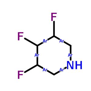 3,4,5-三氟吡啶 67815-54-7