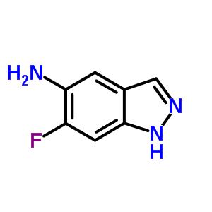 709046-14-0 6-fluoro-1H-indazol-5-amine