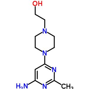 723510-50-7;914347-48-1 2-[4-(6-amino-2-methyl-pyrimidin-4-yl)piperazin-1-yl]ethanol