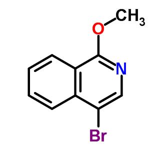 746668-73-5 4-Bromo-1-methoxyisoquinoline