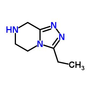 791777-96-3 3-Ethyl-5,6,7,8-tetrahydro[1,2,4]triazolo[4,3-a]pyrazine