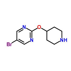 792180-52-0 5-bromo-2-(4-piperidyloxy)pyrimidine
