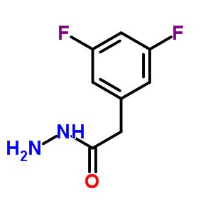 797784-29-3 2-(3,5-difluorophenyl)acetohydrazide