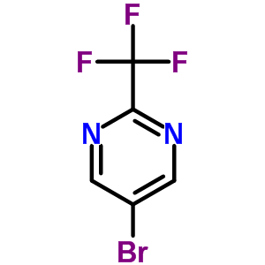 799557-86-1 5-bromo-2-(trifluoromethyl)pyrimidine