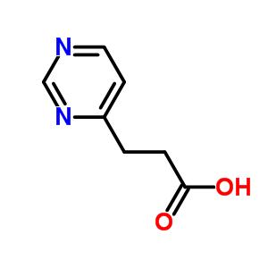 819850-17-4 3-pyrimidin-4-ylpropanoic acid