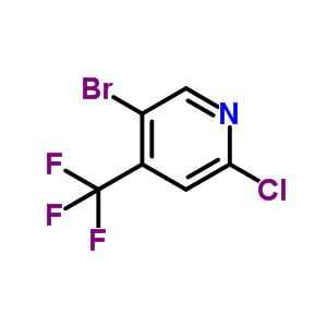 823221-93-8 5-bromo-2-chloro-4-(trifluoromethyl)pyridine