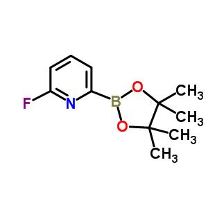 842136-58-7 2-fluoro-6-(4,4,5,5-tetramethyl-1,3,2-dioxaborolan-2-yl)pyridine