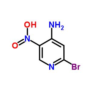 84487-15-0 2-bromo-5-nitro-pyridin-4-amine