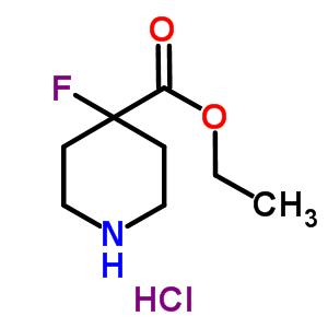 845909-49-1 ethyl 4-fluoropiperidine-4-carboxylate hydrochloride