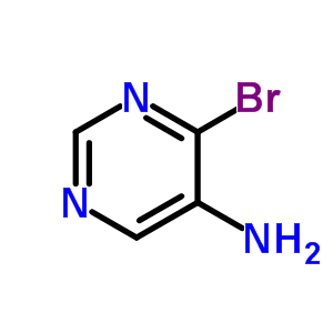 849353-34-0 4-Bromopyrimidin-5-amine