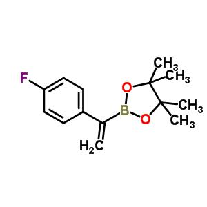 850567-55-4 2-[1-(4-fluorophenyl)vinyl]-4,4,5,5-tetramethyl-1,3,2-dioxaborolane