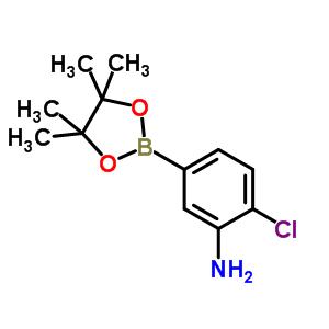 850567-56-5 2-chloro-5-(4,4,5,5-tetramethyl-1,3,2-dioxaborolan-2-yl)aniline