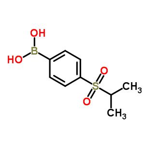 850567-98-5;325142-84-5 (4-isopropylsulfonylphenyl)boronic acid